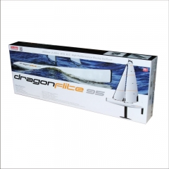 Large High Speed Best Racing RC Sailboat Dragon Flite 95