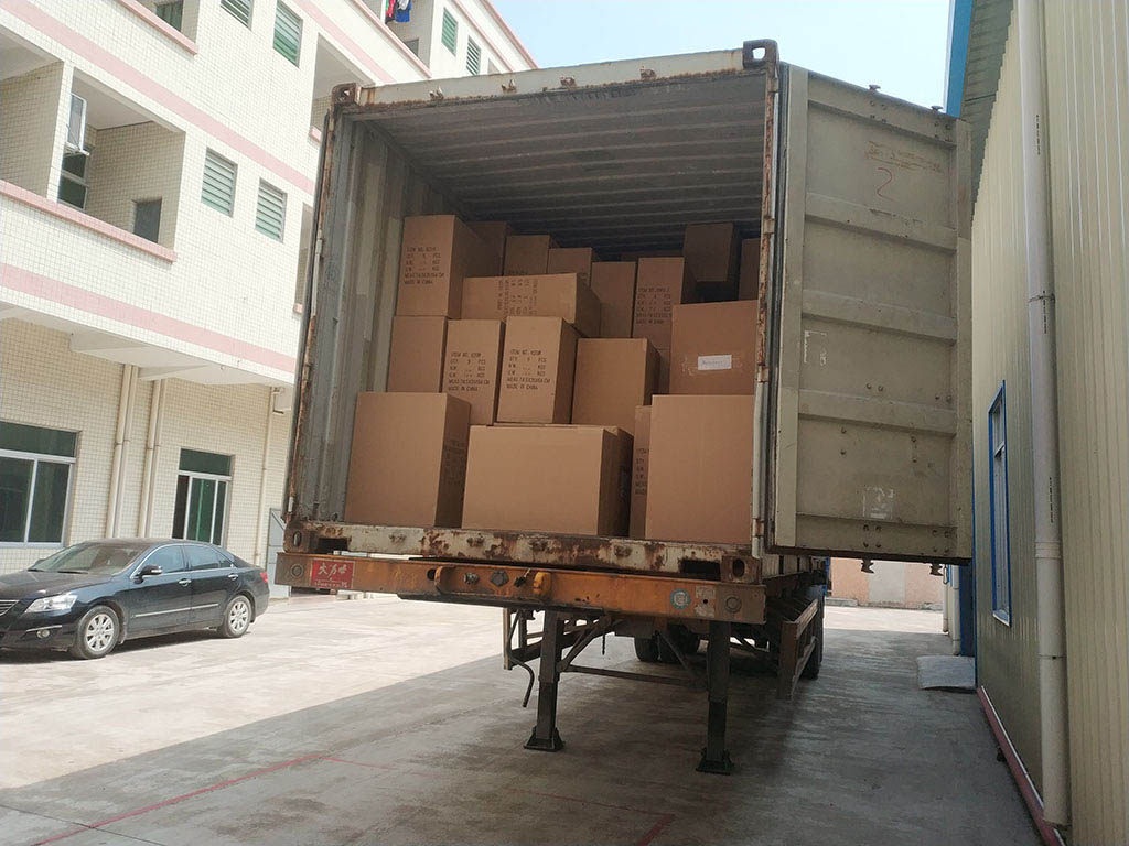 Joysway Factory Shipping Container Goods to Customer8