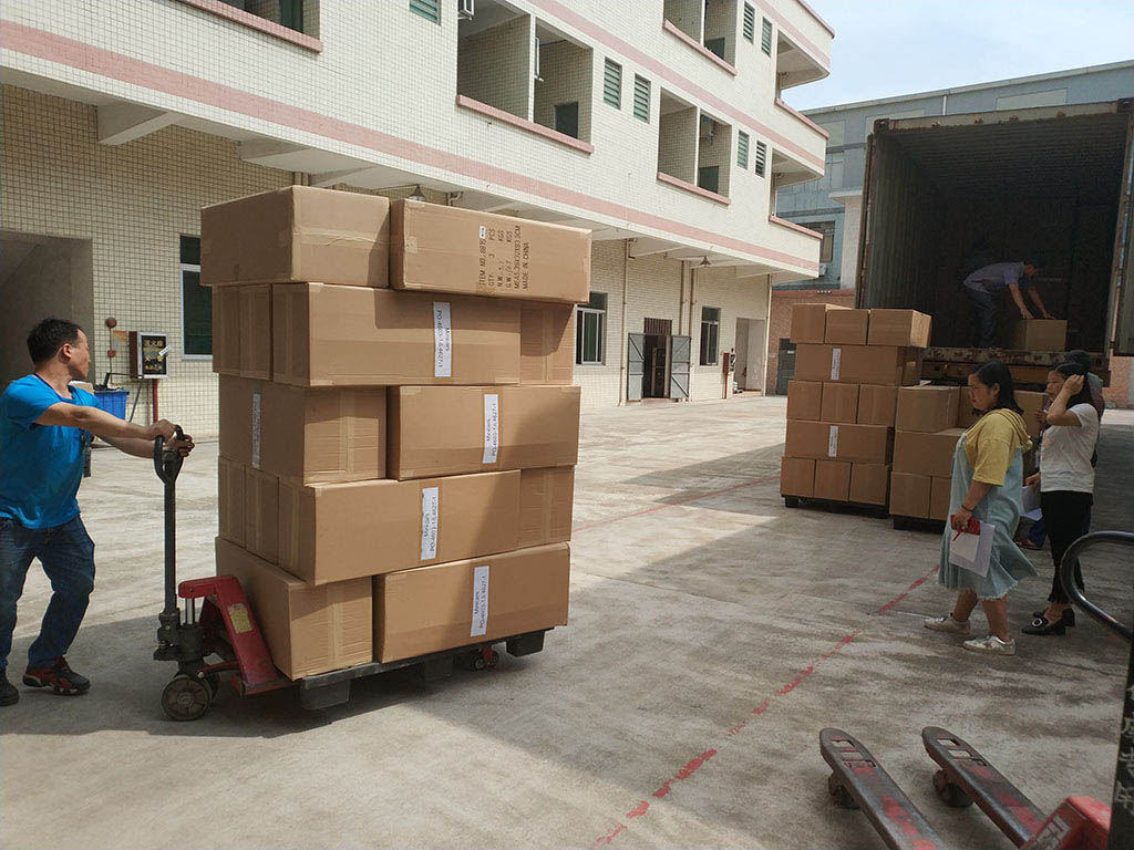 Joysway Factory Shipping Container Goods to Customer4